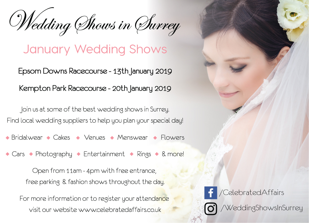 Surrey Wedding Shows